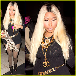 Nicki Minaj Celebrates 31st Birthday with Beau Safaree Samuels