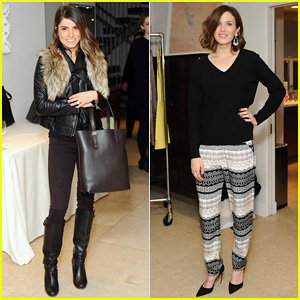 Nikki Reed & Mandy Moore: A Parker Party!