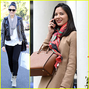 Olivia Munn: Jerry Bruckheimer is One of the Best People I've Met!