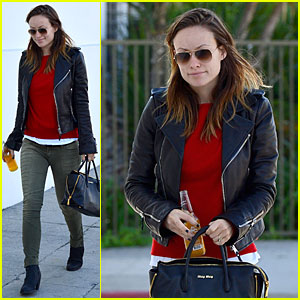 Olivia Wilde: 'THR' Breakthrough Performers Panel - Watch Now!