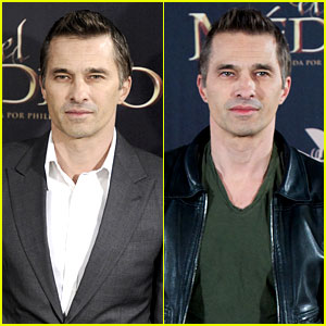 Olivier Martinez: 'Physician' Madrid Premiere & Photo Call!