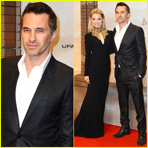 Olivier Martinez: 'The Physician' German Premiere!