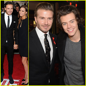 One Direction: 'The Class of 92' London Premiere