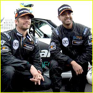 Paul Walker Died Alongside Former Racer Roger Rodas