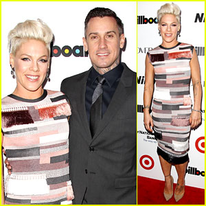 Pink: Billboard's Women in Music Event with Carey Hart!
