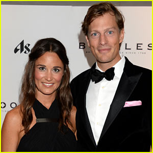 Pippa Middleton: Engaged to Nico Jackson?
