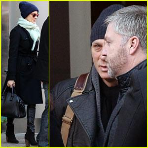 Daniel Craig & Rachel Weisz Head to 'Betrayal' Matinee