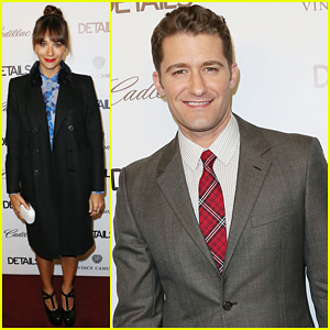 Rashida Jones & Matthew Morrison: Hollywood Mavericks 2013