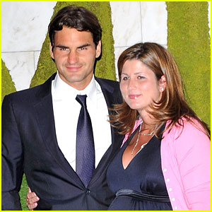 Roger Federer Expecting Third Child with Pregnant Wife Mirka!
