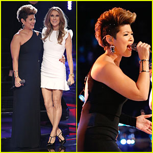 Tessanne Chin & Celine Dion: 'The Voice' Finale Performance (Video)!