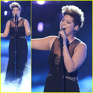 Tessanne Chin: 'The Voice' Top 5 Performance - Watch Now!