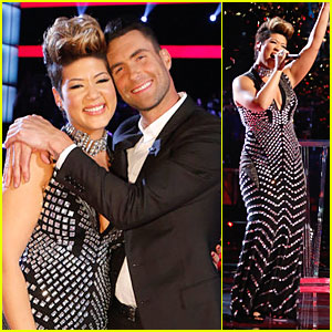 Tessanne Chin: 'The Voice' Winning Song Performance (Video)!