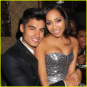 The Wanted's Siva Kaneswaran: Engaged to Nareesha McCafferey!