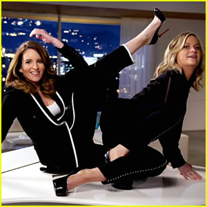Tina Fey & Amy Poehler: Second Golden Globes 2014 Promo!