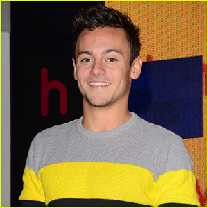 Tom Daley Comes Out: 'I'm Dating a Guy & I Couldn't Be Happier'