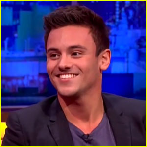 Tom Daley on Dustin Lance Black: 'It Was Love at First Sight'!