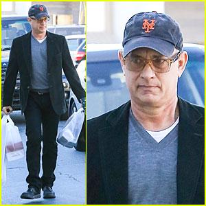 Tom Hanks Talks Disneyland's Dirty Secrets!