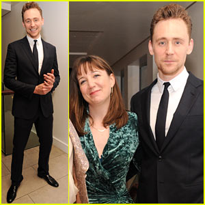 Tom Hiddleston Receives Rave Reviews in 'Coriolanus'!