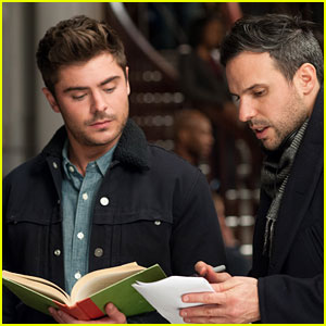 Zac Efron: New 'That Awkward Moment' Pics (Exclusive!)