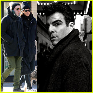 Zachary Quinto to 'Mr Porter': 'Glass Menagerie' is 'Masterful'