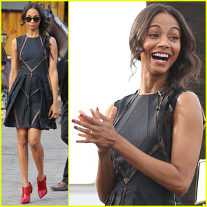 Zoe Saldana: Britney Spears is a 'Southern Belle'