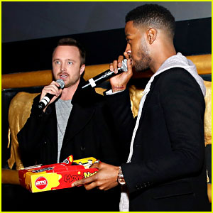 Aaron Paul: 'Need for Speed' Commercial Airing on Super Bowl!
