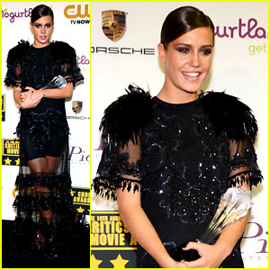 Adele Exarchopoulos - Critics' Choice Movie Awards 2014