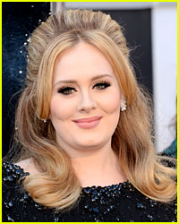 Adele Tweets About Her Grammy Win from Bed