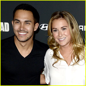 Spy Kids' Alexa Vega: Married to Big Time Rush's Carlos Pena!