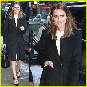 Allison Williams: My 'Girls' Character Does Weird Things!