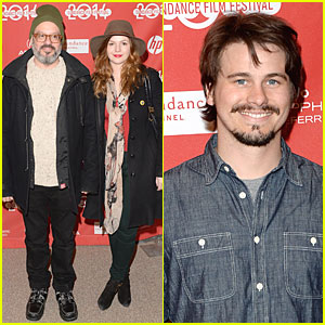 Amber Tamblyn & David Cross: 'Hits' Sundance Premiere!