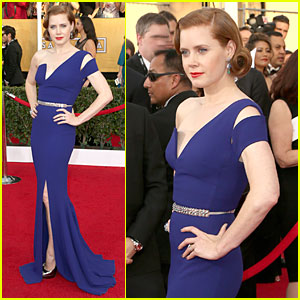 Amy Adams - SAG Awards 2014 Red Carpet