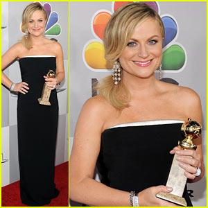 Amy Poehler - NBC Golden Globes Party 2014