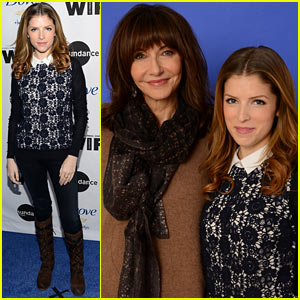 Anna Kendrick: Women at Sundance Brunch!