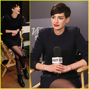 Anne Hathaway: Near Drowning Stories Were False!