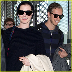 Anne Hathaway: 'Song One' Premieres Today at Sundance!