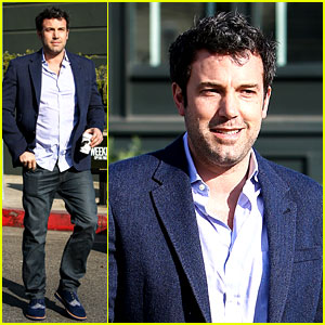 Ben Affleck Steps Out After Joking About His 'Big D--k'!