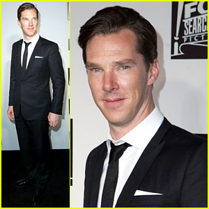 Benedict Cumberbatch - Fox Golden Globes Party 2014