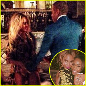 Beyonce & Jay Z Celebrate New Year's Eve Together in Miami