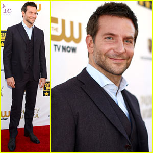 Bradley Cooper - Critics' Choice Movie Awards 2014 Red Carpet