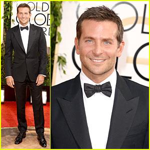 Bradley Cooper - Golden Globes 2014 Red Carpet