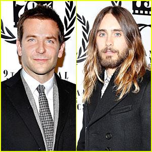 Bradley Cooper & Jared Leto: NYFCC Awards Ceremony!
