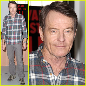 Bryan Cranston 'Happy' To Be Focusing on New Broadway Play