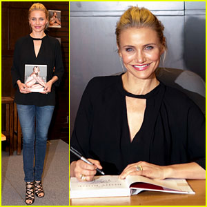 Cameron Diaz Chugs Bottled Water in the Morning to Poop!