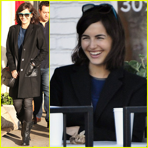 Camilla Belle: Alfred Cafe Lunch Outing!