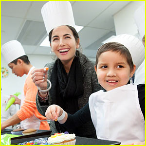 Camilla Belle Visits St. Jude Children's Hospital (Exclusive Pictures)