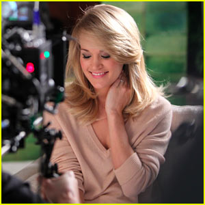 Carrie Underwood Joins Almay as Brand's New Face!