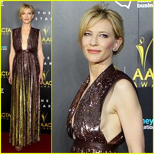 Cate Blanchett - AACTA Awards Ceremony 2014 Red Carpet