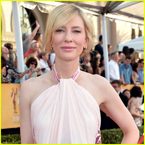 Cate Blanchett WINS Best Actress at SAG Awards 2014!