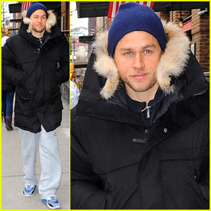 Charlie Hunnam's Guillermo del Toro Movie 'Crimson Peak' Begins Filming Next Month